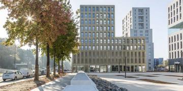 Photo Studioavec terrasse de 18 m² meublé et équipé n° 13