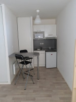 Photo T1 de 30m² meublé et équipé Rez de Chaussée n° 3