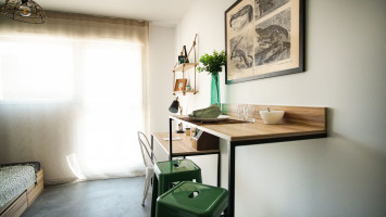 Photo Appartement T2 dans une nouvelle résidence étudiante à Nîmes n° 11