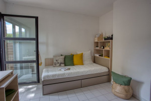 Photo T1 bis furnished 33m² in a student residence in Nîmes n° 6