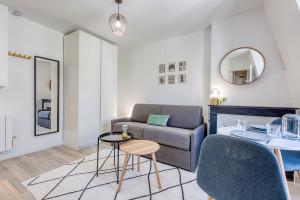 Magnifique studio - rue Angélique Compoint 75018