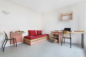 Photo Studio de 23 m² à 480€ n° 2