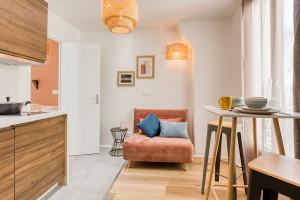 Offre 2021: frais de location offerts/ Magnifique appartement neuf de 2 pièces avec une cave - 24 rue de Maubeuge