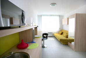 Photo Apartment type T1, furnished and equipped 25m², student residence Marseille n° 3