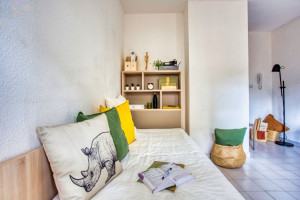 Photo T1 bis furnished 33m² in a student residence in Nîmes n° 20