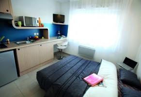 Photo Joli studio de 15m2 en résidence étudiante, Perpignan (66000) n° 16