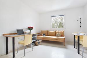 Photo Studio meublé (RDC côté rue) de 18 m² à 399 € n° 1