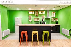 Photo Chambre en co-living en résidence étudiante à Caen n° 8