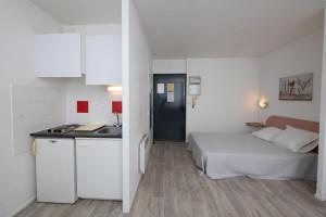 Photo T1 de 18 m² meublé et équipé n° 11