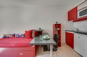 Photo Studio de 18 à 37m² meublés et équipés n° 6