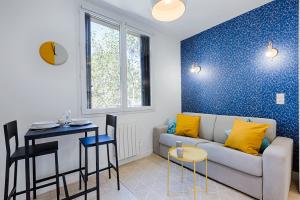 Frais de location offerts/Joli Studio de 15,69m2  - 82 rue de la chapelle Paris 18