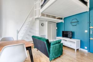 Studio secteur Vauban refait à neuf