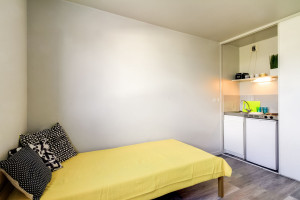 Photo 20m² studio in Dijon, ideal for student n° 4