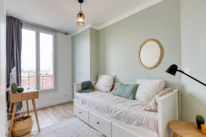 Colocation 2 chambres indépendants et cuisine commune - avenue Anatole France