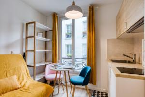 Très beau studio  - 4 rue de la Chapelle 75018 Paris