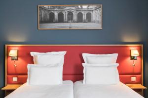 Photo Chambre double de 17 à 20m² meublé n° 7