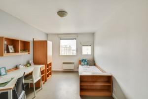 Photo 205 studios meublés de 17 m² à  24 m² n° 2