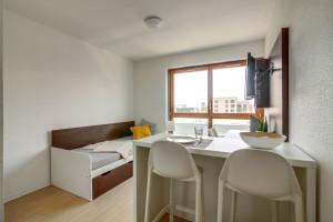 Photo Studio meublés de 18m² à 30m² n° 10