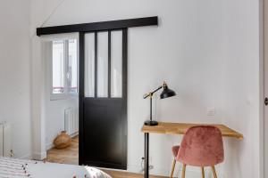 Magnifique T2 refait à neuf Rue Morvan 75011