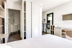 Photo T1 de 19 m² à louer dans une résidence étudiante n° 3