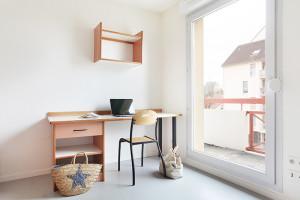Photo Studio de 23 m² à 480€ n° 1