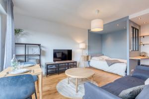 Studio refait à neuf et meublé secteur Lille Moulins
