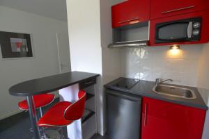 Photo Studio de 25 m² avec lit double n° 5