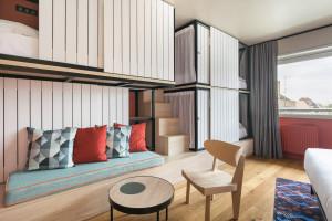Photo Chambre double de 17 à 20m² meublé n° 2