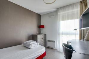 Photo T1 de 19 m² à louer dans une résidence étudiante n° 8
