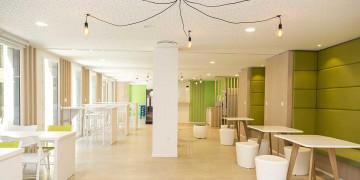 Photo Studioavec terrasse de 18 m² meublé et équipé n° 10