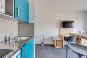 Photo 182 appartements meublés / équipés,  du studio de 18m 2  au T1bis d'environ 29m 2 n° 5