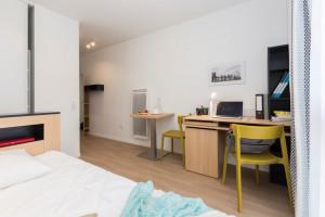 Photo Studio de 18 à 25m² meublé et équipé n° 13