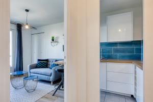 Superbe T2 entièrement rénové et meublé à MELUN + place de parking