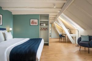 Photo Chambre double de 14m² meublé n° 31