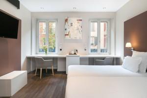 Photo Chambre double de 14m² meublé n° 17