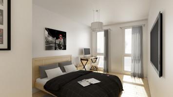 Photo Studio de 20 à 25m² meublé et équipé n° 1