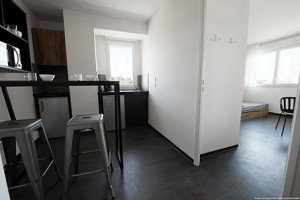 Photo OPENING 2017 Studio 19m² furnished and new - Student Residence Nîmes n° 14