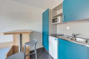 Photo 182 appartements meublés / équipés,  du studio de 18m 2  au T1bis d'environ 29m 2 n° 4