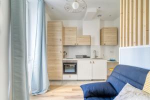 Splendide studio de 16 m2 entièrement refait à neuf, tout près de la place Jean Macé !Frais d'agence offerts