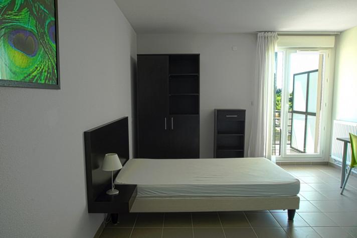 Studio T1bis 26m2 meublé et équipé photo n° 1