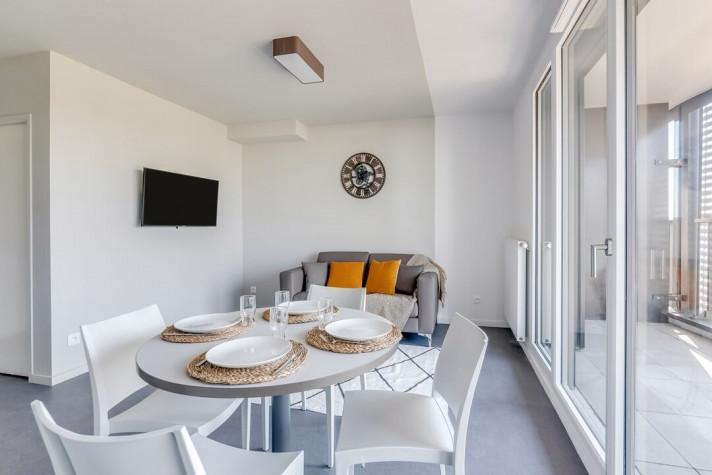 THE ROOMATE : Colocation 2 pers. dans T3 de 46 à 59m² meublé et équipé (tarif par chambre) photo n° 2