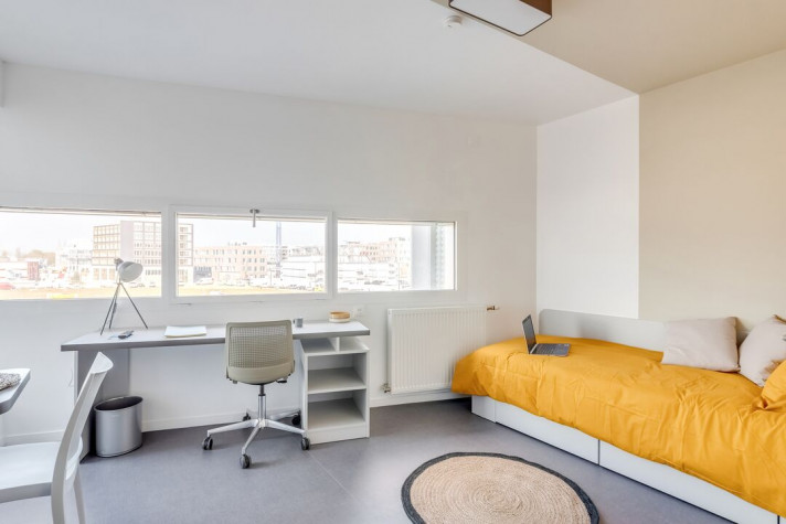 THE ROOM : Studio Individuel de 17 à 19m² meublé et équipé photo n° 3