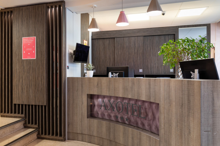 HOTEL AXOTEL BY HAPPYCULTURE photo n° 13