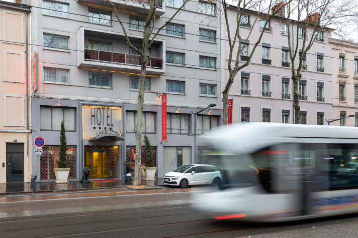 HOTEL THE CHARLEMAGNE BY HAPPYCULTURE photo n° 3