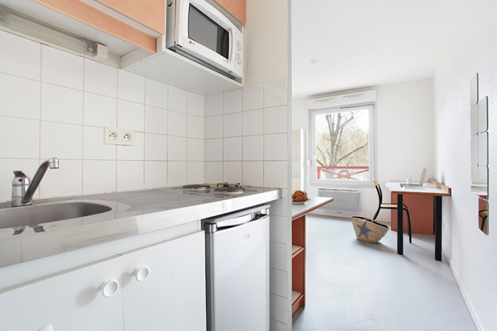 Studio de 18 m² à 430€ photo n° 2