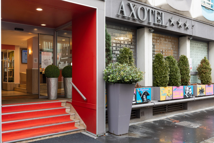 HOTEL AXOTEL BY HAPPYCULTURE photo n° 4
