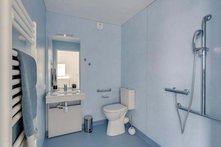 THE ROOMYROOM : Studio Individuel de 20 à 24m² meublé et équipé photo n° 4