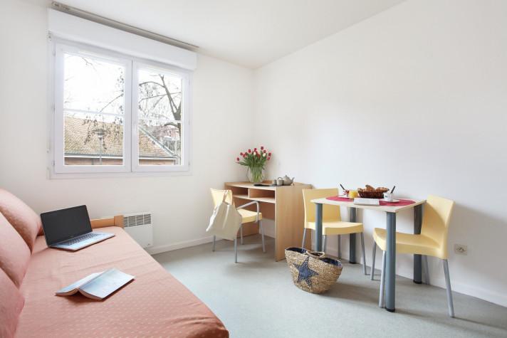 Studio de 17 m² à partir de 455,00€ photo n° 1