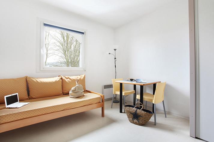 Studio meublé (RDC) de 18 m² à 420 € photo n° 1